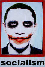 Obama the Socialist Joker